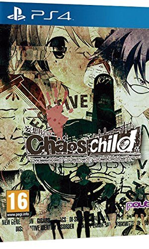 Chaos Child Limited Edition PS4 Portada