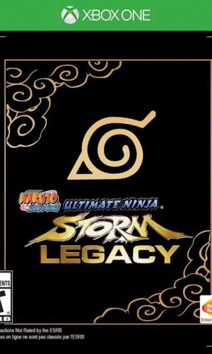 Naruto Shippuden Ultimate Ninja Storm Legacy Special Edition XBOX One