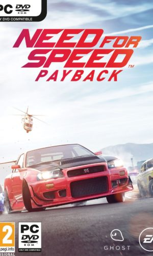 Need for Speed Payback PC Portada