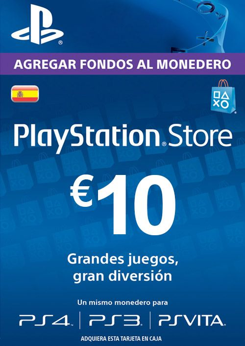 Playstation Store 10€