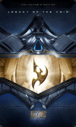 Starcraft 2 Legacy of the Void Collectors Edition PC 01